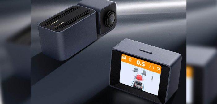 Lo último de Xiaomi es una cámara para coche capaz de alertarnos ante un riesgo de accidente. Noticias Xiaomi Adictos