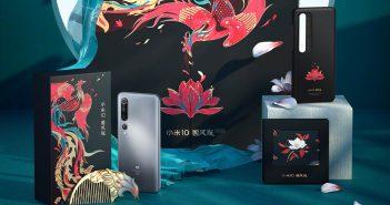Xiaomi Mi 10 National Style Edition, una nueva variante de lo más curiosa. Noticias Xiaomi Adictos