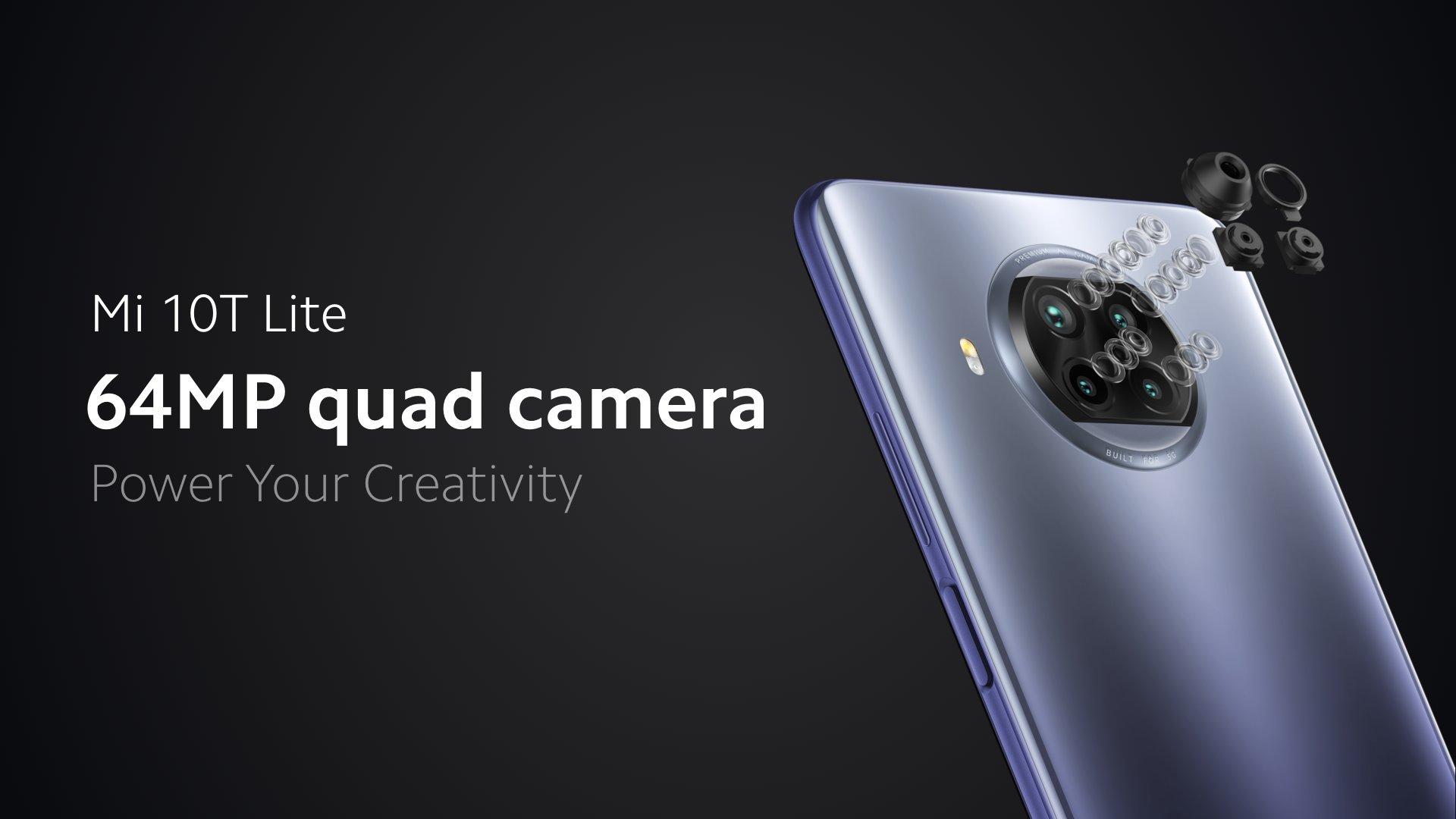 Xiaomi Mi 10T Lite, características, precio, fecha. Noticias Xiaomi Adictos