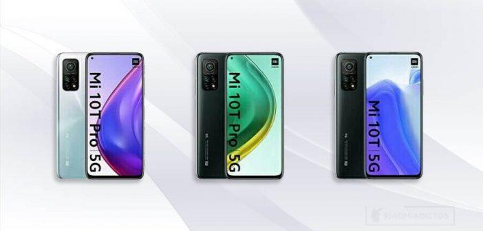 Todo lo que sabemos de los Xiaomi Mi 10T, Mi 10T Pro y Mi 10T Lite a 3 días de su presentación. Noticias Xiaomi Adictos