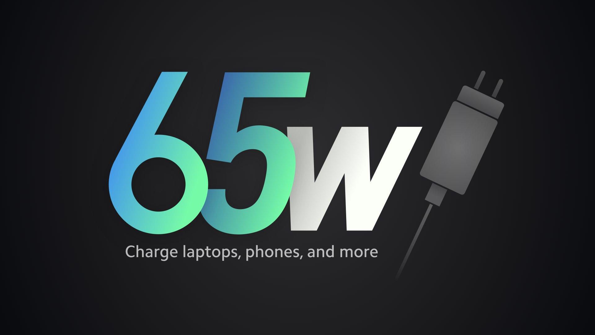 Nuevo Xiaomi Mi 65W Fast Charger, un cargador compacto para smartphones, portátiles y más. Noticias Xiaomi Adictos