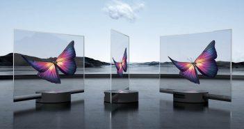 Xiaomi prepara una nueva versión más barata de su televisor transparente. Noticias Xiaomi Adictos