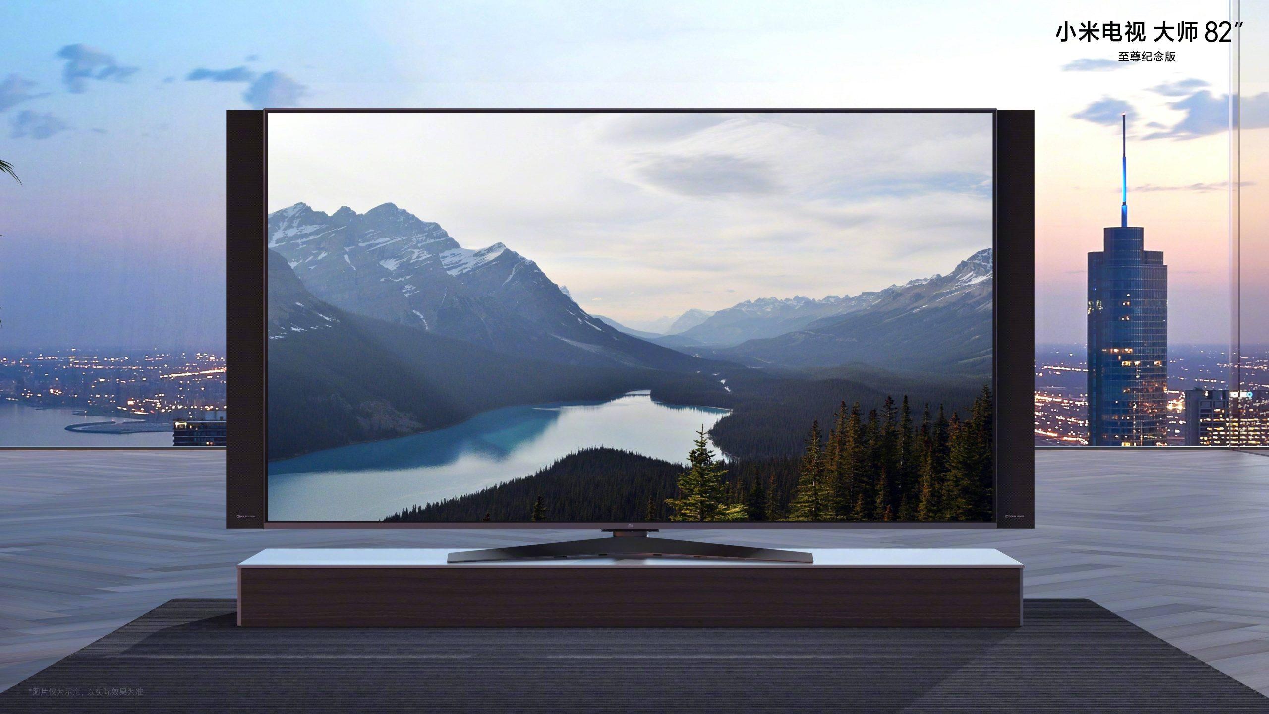 Xiaomi presenta sus nuevos televisores de gama alta: 8K, tecnología miniLED y 5G. Noticias Xiaomi Adictos