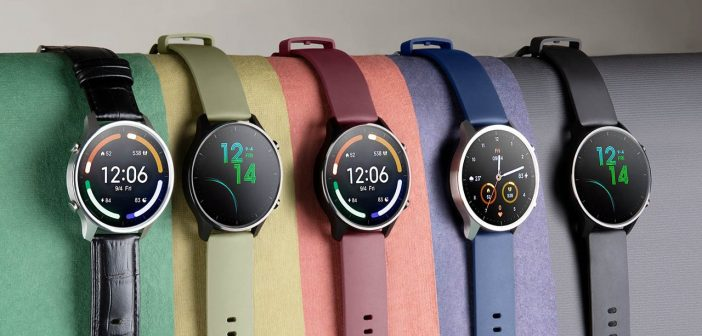 El Xiaomi Mi Watch Color sale de China oficialmente como el Xiaomi Mi Watch Revolve. Noticias Xiaomi Adictos