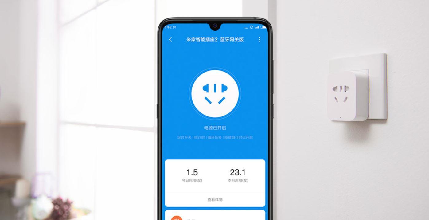Nuevo Xiaomi Mijia Smart Socket 2: capaz de convertir cualquier dispositivo en inteligente. Noticias Xiaomi Adictos