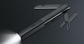 Xiaomi pone a la venta una diminuta navaja suiza con tijeras, hoja de corte y linterna de largo alcance. Noticias Xiaomi Adictos