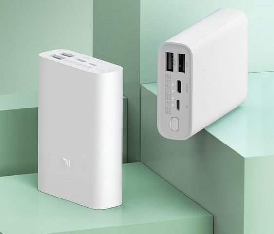 Nueva Xiaomi Mi Power Bank 3 Pocket Edition: 10.000mAh en tamaño compacto