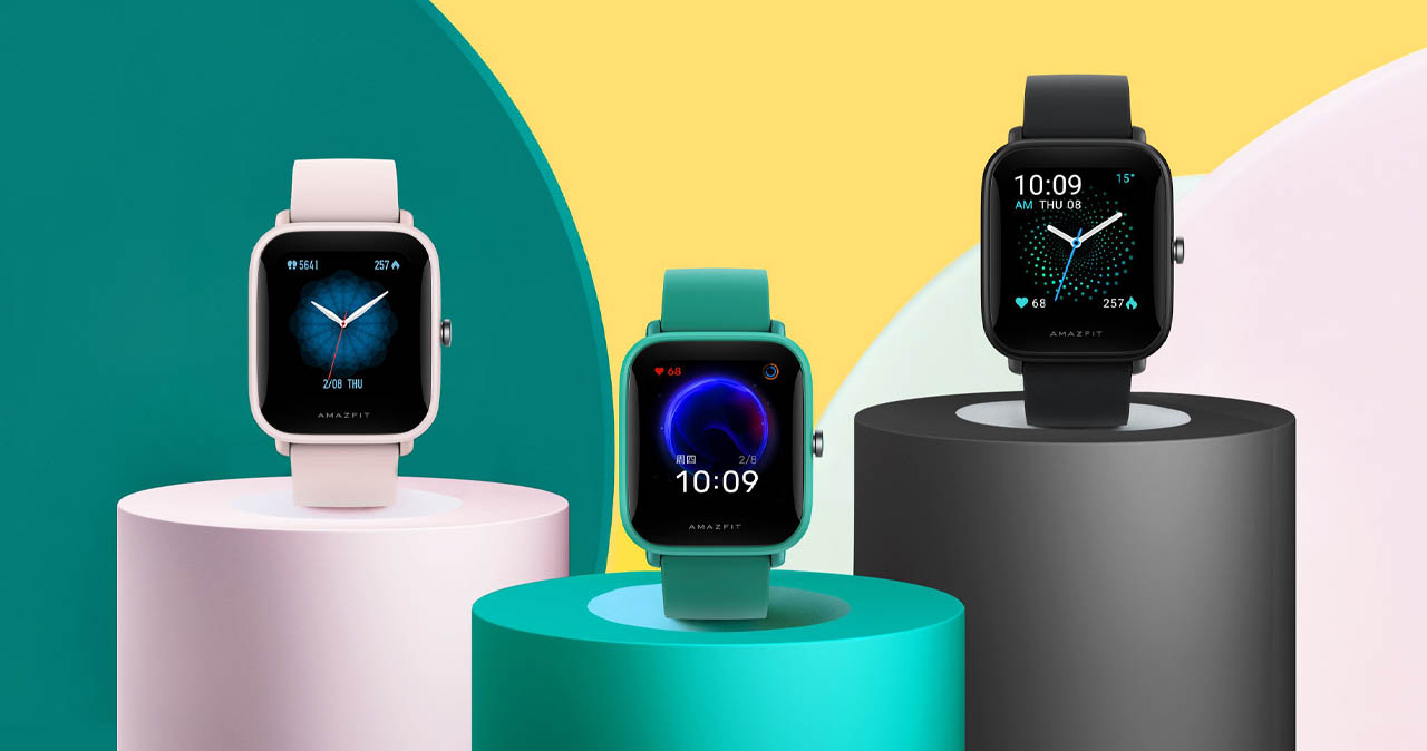The new Amazfit Bip U is now official: now with a blood oxygen meter. News Xiaomi