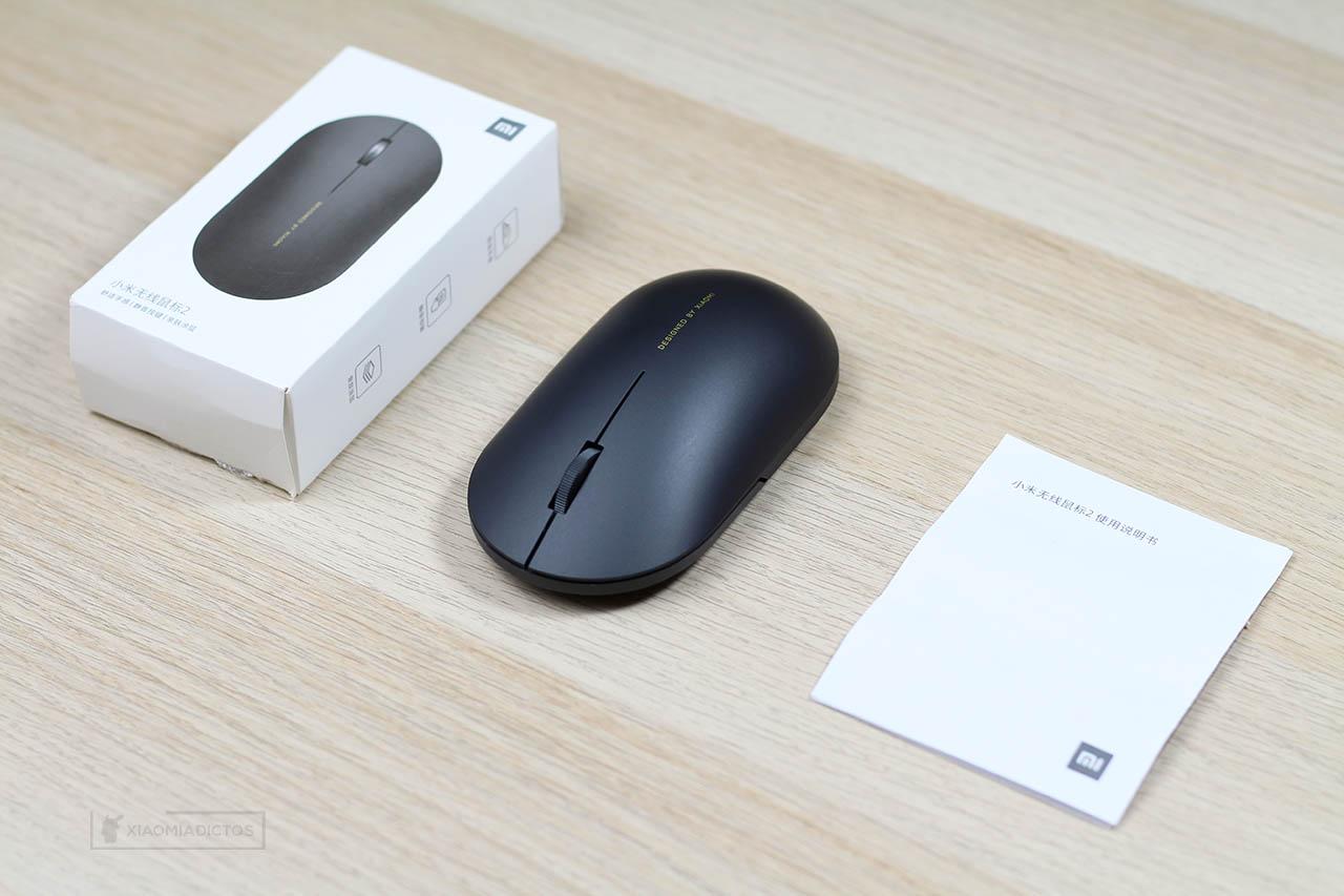 Análisis y review del ratón inalámbrico Xiaomi Wireless Mouse 2. Noticias Xiaomi Adictos