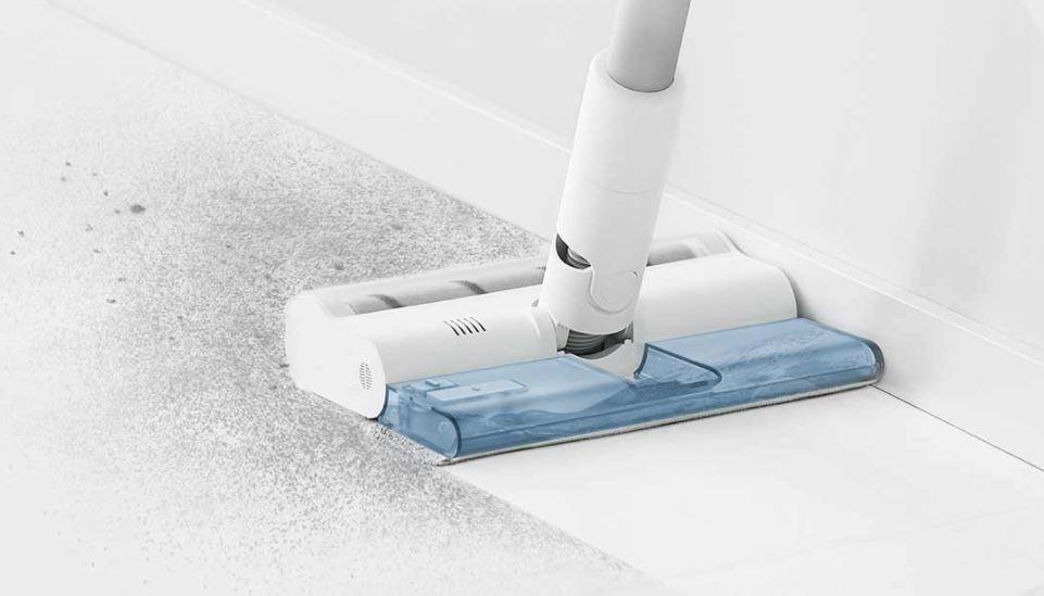 Nueva aspiradora sin cables Xiaomi Mijia Wireless Vacuum Cleaner K10 con sistema de fregado y pantalla. Noticias Xiaomi Adictos