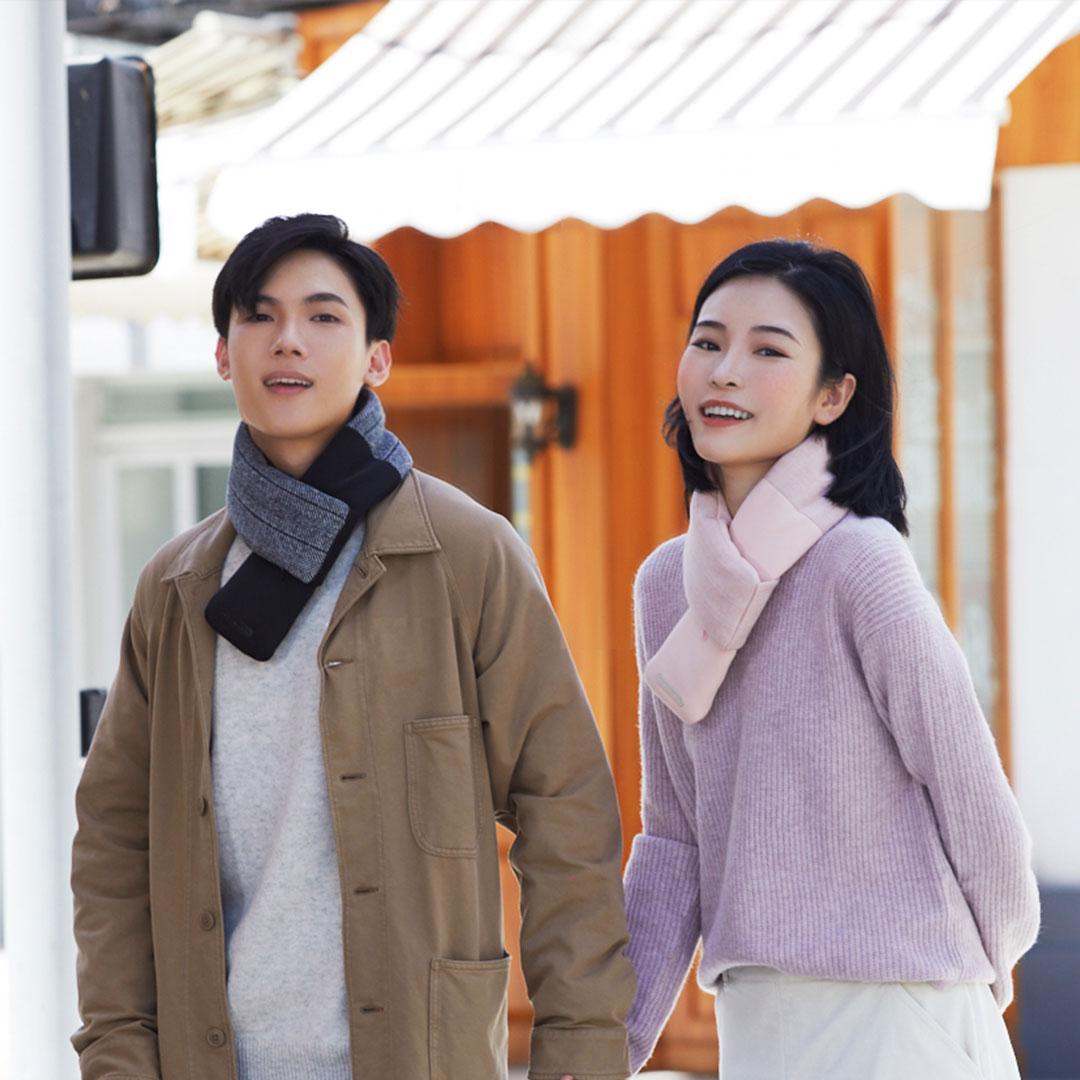 Xiaomi pone a la venta una bufanda con calefacción que querrás para este invierno