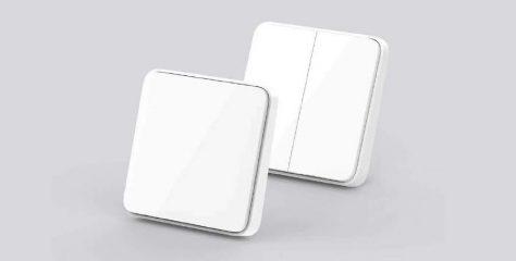 Xiaomi renueva sus interruptores inteligentes como alternativa a las costosas bombillas inteligentes