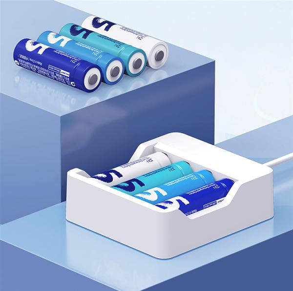 Este kit de pilas recargables es lo último de ZMI, socio de Xiaomi. Noticias Xiaomi Adictos
