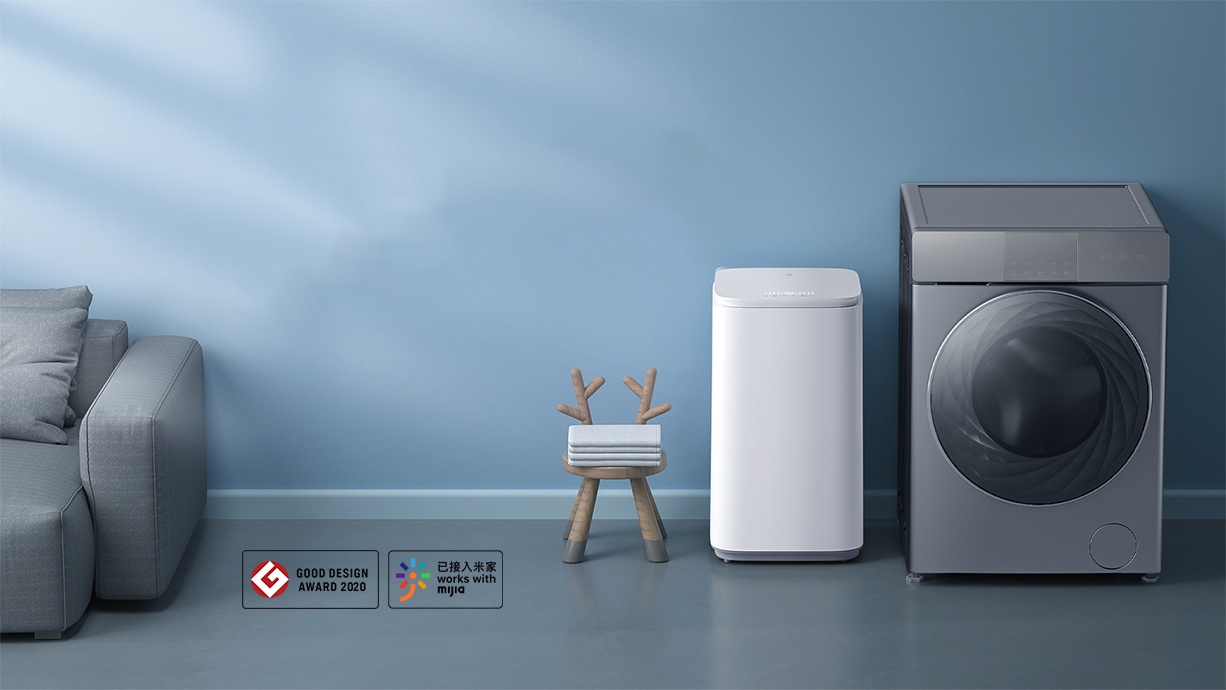 Xiaomi presenta su nueva lavadora de carga superior, tamaño compacto y económica. Noticias Xiaomi Adictos