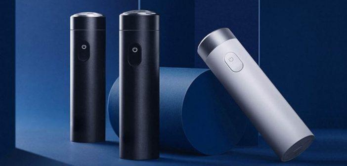 Esta nueva máquina de afeitar de diseño compacto promete una autonomía e hasta 30 días. Noticias Xiaomi Adictos