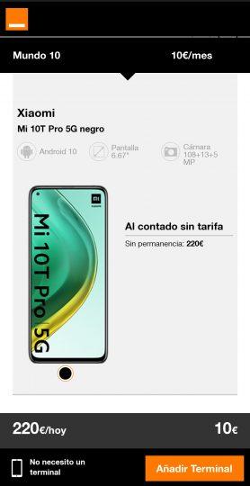 Orange España polémica estafa cliente tarifa. Noticias Xiaomi Adictos