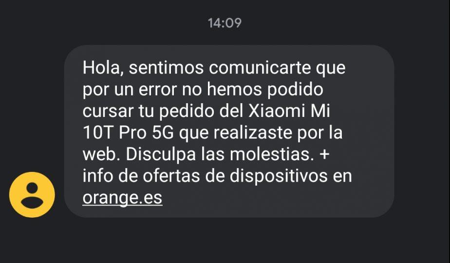 Orange está creando polémica en España con lo último de Xiaomi. Noticias Xiaomi Adictos