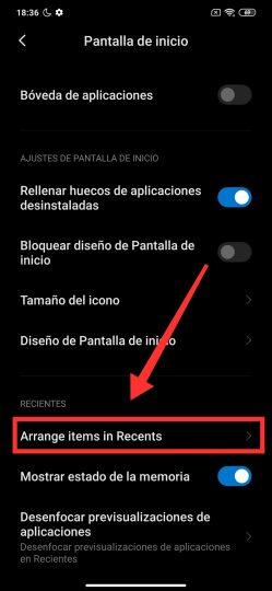 Xiaomi actualiza el multitarea de MIUI con un nuevo diseño horizontal al estilo iOS. Noticias Xiaomi Adictos