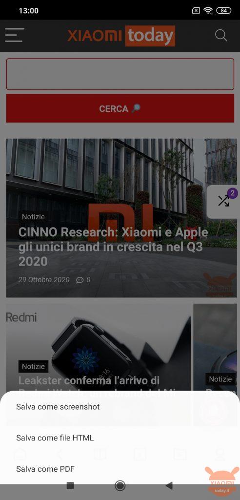 Crear documentos PDF a partir de fotografías o capturas se vuelve más sencillo en MIUI. Noticias Xiaomi Adictos