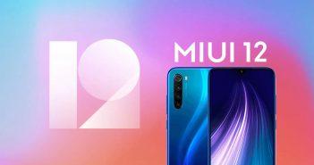 MIUI 12 Global llega finalmente al Redmi Note 8 (Enlace de descarga). Noticias Xiaomi Adictos