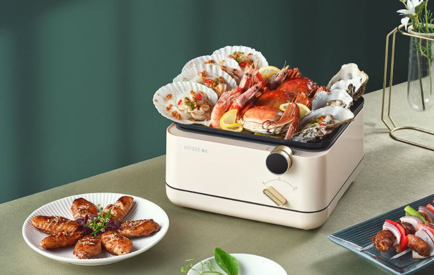 The latest from Xiaomi on Youpin is this steamer with which to cook fast and healthy