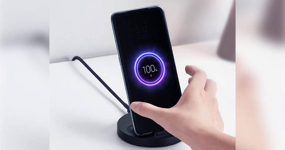 Xiaomi revoluciona la carga inalámbrica presentando la más rápida del mundo