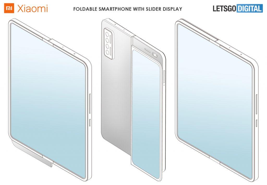 Xiaomi planea cambiar el concepto de smartphone plegable con un nuevo diseño inusual. Noticias Xiaomi Adictos