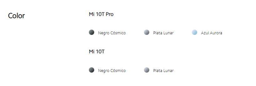 Estas son las únicas diferencias que encontrarás entre los Xiaomi Mi 10T y Mi 10T Pro. Noticias Xiaomi Adictos