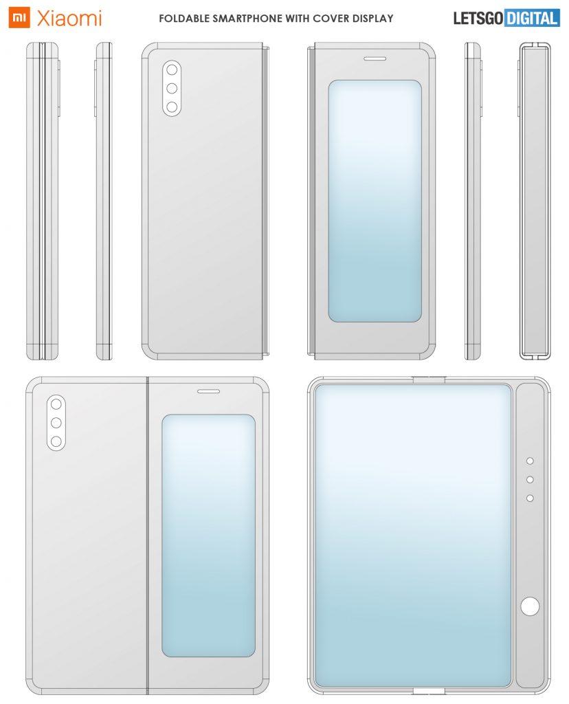 Xiaomi nos vuelve a sorprender con una nueva idea de smartphone plegable
