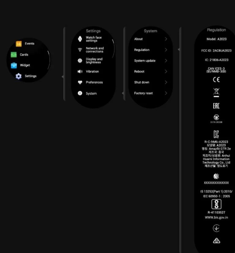 Además del smartwatch Amazfit GTS 2e, también habrá un Amazfit GTR 2e. Noticias Xiaomi Adictos
