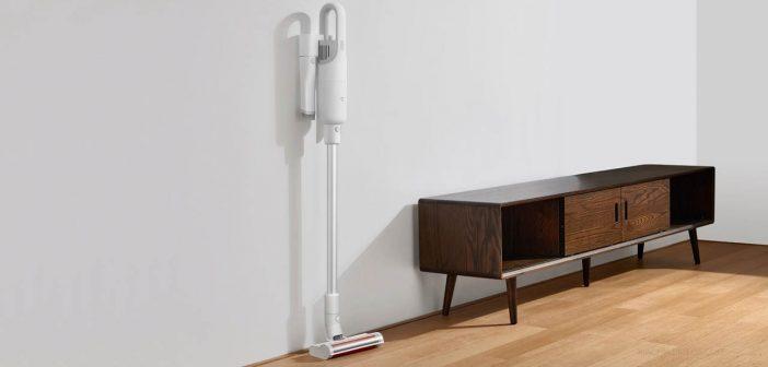 Aspiradora sin cables y batería barata Xiaomi Mijia Wiereless Vacuum Cleaner Lite. noticias Xiaomi Adictos
