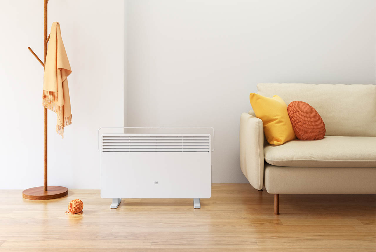 Xiaomi lanza en España Mi Smart Antibacterial Humidifier y Mi Smart Space Heater S. Noticias Xiaomi Adictos