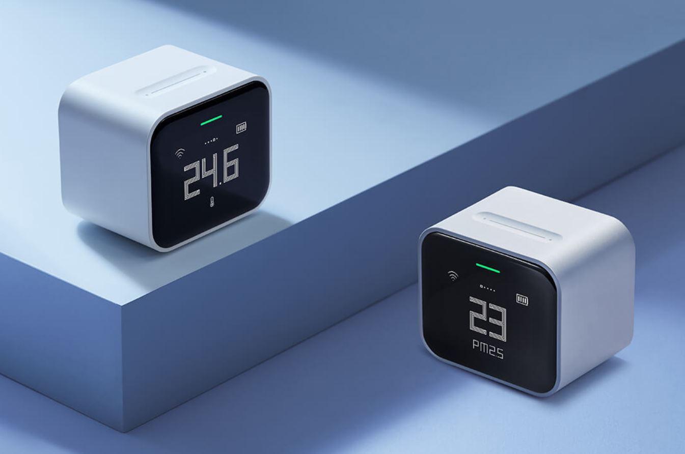Xiaomi pone a la venta un analizador de calidad de aire compatible con Mi Home y HomeKit. Noticias Xiaomi Adictos