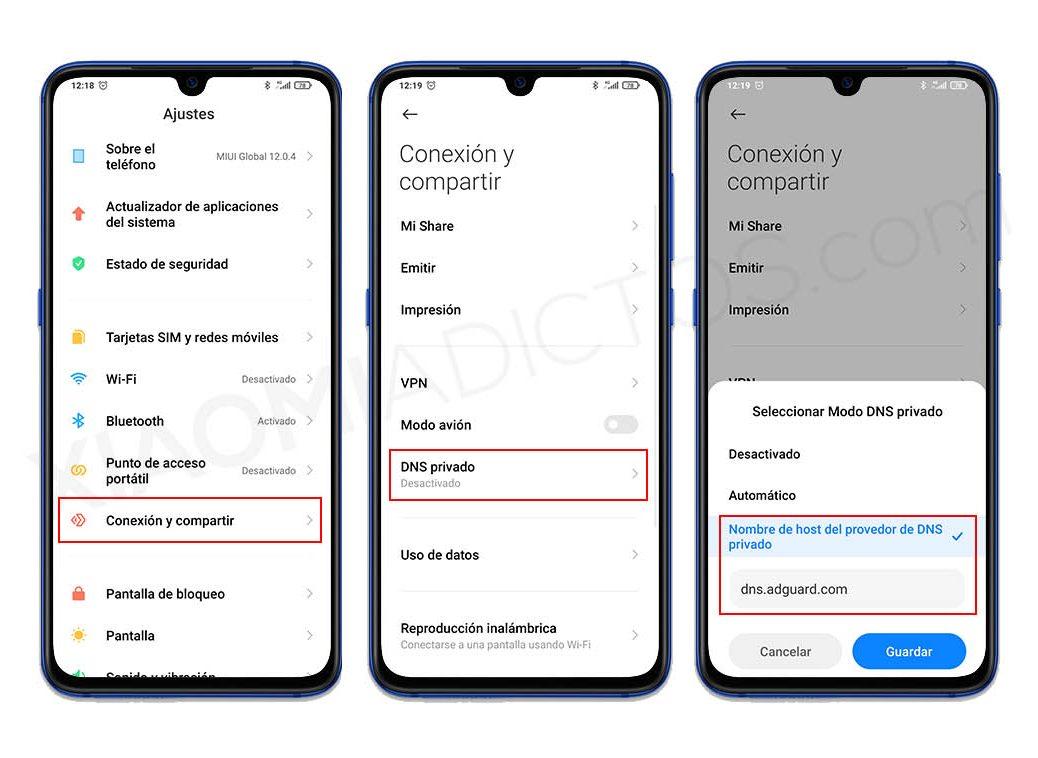 Así puedes eliminar la publicidad de las apps de terceros que tengas en tu Xiaomi