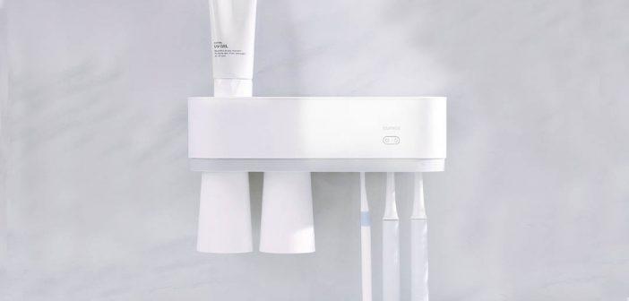 esterilizador cepillos de dientes electricos con soporte de pared. Noticias Xiaomi Adictos