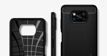 Mejor funda protectora Spigen para Xiaomi POCO X3 NFC. Noticias Xiaomi Adictos