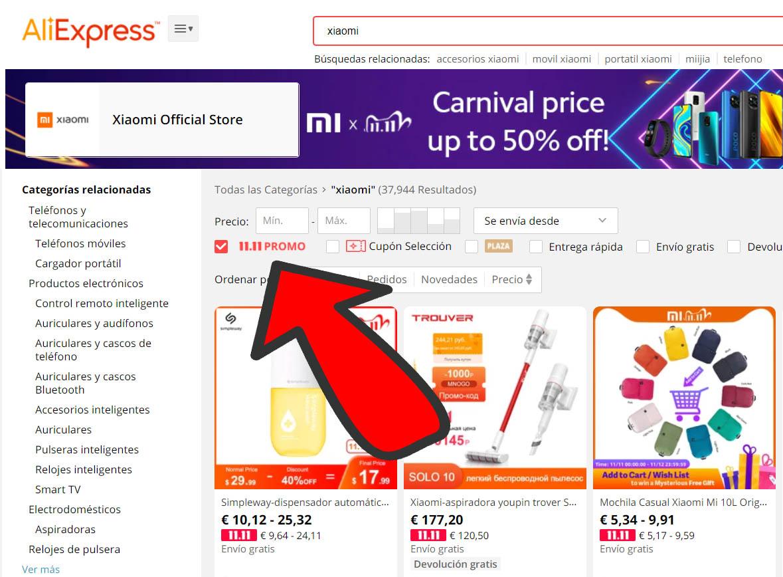 Así puedes acceder a las mejores ofertas del 11.11 en productos Xiaomi, descuentos y cupones. Noticias Xiaomi Adictos