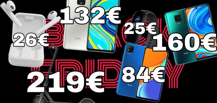 Ofertas Black Friday: Empiezan ya los descuentos Xiaomi ¡Corre y pilla los cupones!. Noticias Xiaomi Adictos