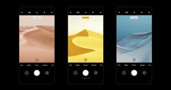 personalizar y cambiar colores y sonido cámara xiaomi. Noticia Xiaomi Adictos