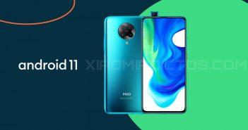 El POCO F2 Pro de Xiaomi ya está recibiendo Android 11 globalmente. Noticias Xiaomi Adictos