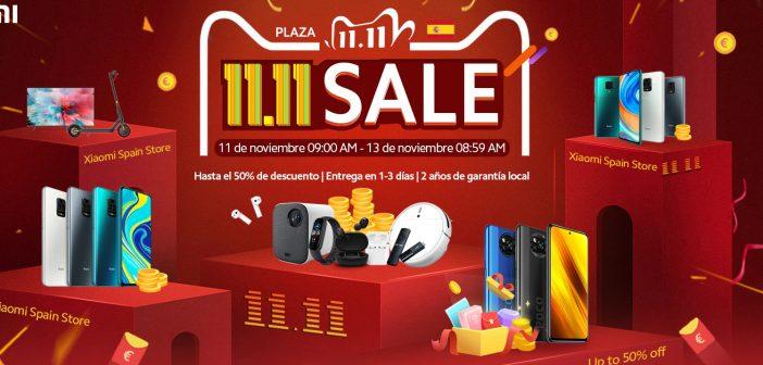 Consigue un POCO X3 NFC por 169€ y más ofertas en Xiaomi por el 11 del 11 de AliExpress. Noticias Xiaomi Adictos