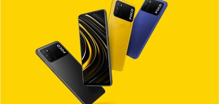 POCO M3, se filtra el diseño del nuevo gama media de Xiaomi. Noticias Xiaomi Adictos