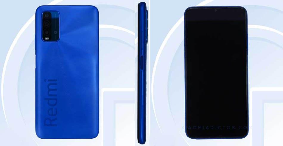 Se filtra el diseño del POCO M3, el nuevo gama media de Xiaomi. Noticias Xiaomi Adictos