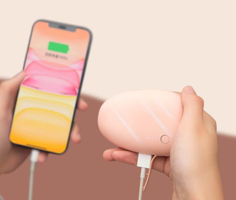 Xiaomi y ZMI lanzan una power bank que también sirve de calentador de manos