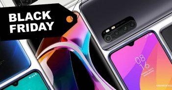 Los mejores Xiaomi que puedes comprar este Black Friday