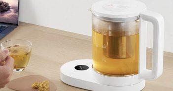 Xiaomi lanza un nuevo hervidor eléctrico para los amantes del té. Noticias Xiaomi Adictos