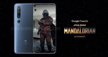 The Mandalorian: la realidad aumentada de Star Wars en tu Xiaomi. Noticias Xiaomi Adictos