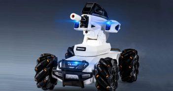 Lo último de Xiaomi en Youpin es este vehículo de control remoto capaz de disparar a distancia