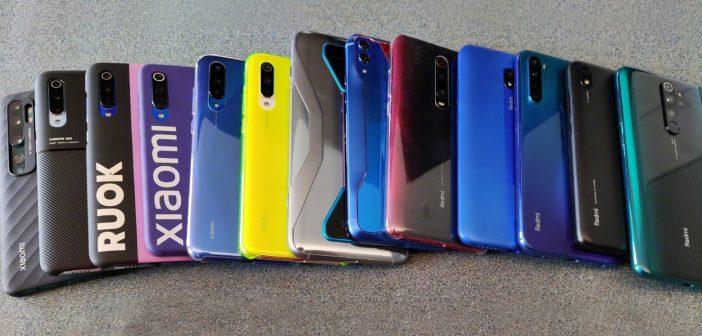 Entender la gama de smartphones Xiaomi nunca había sido tan difícil