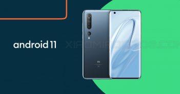 Xiaomi Mi 10 está recibiendo Android 11 en MIUI 12 Global. Noticias Xiaomi Adictos
